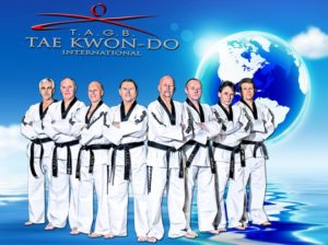 The Tae Kwon-Do Association of Great Britian (TAGB)
